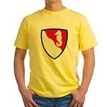 36th Engineer Yellow T-Shirt
