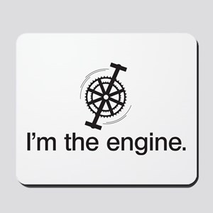 I'm the Engine Mousepad