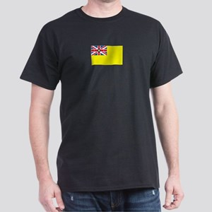 Niue Black T-Shirt