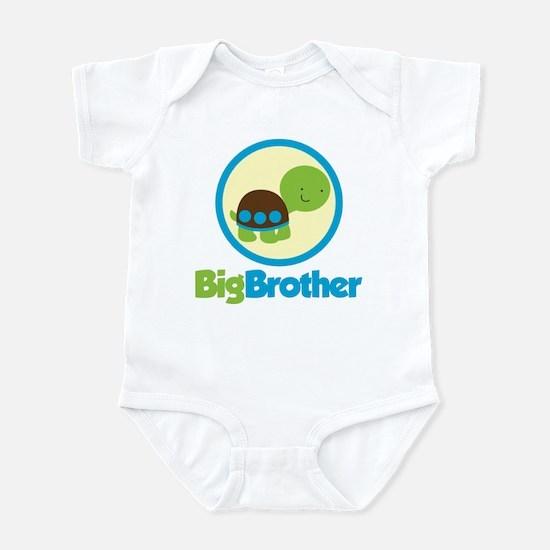 Turtle Big Brother Infant Bodysuit