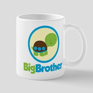Turtle Big Brother Mug
