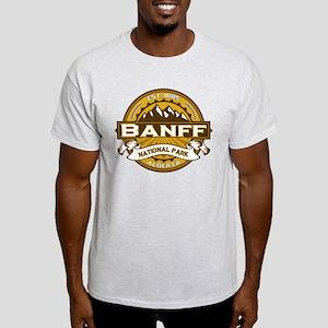 Banff Natl Park Goldenrod Light T-Shirt
