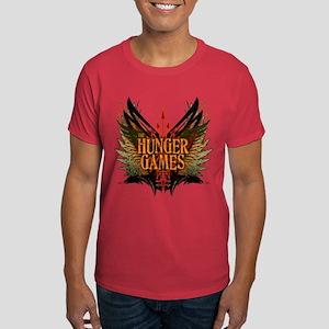 Flight of Arrows The Hunger Games Dark T-Shirt