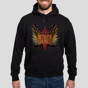 Flight of Arrows The Hunger Games Hoodie (dark)