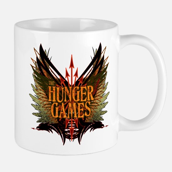 Flight of Arrows The Hunger Games Mug