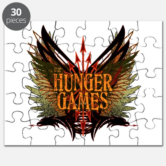 Flight of Arrows The Hunger Games Puzzle