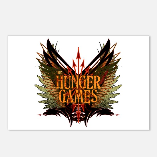 Flight of Arrows The Hunger Games Postcards (Packa