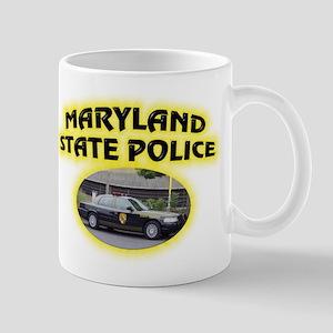 Maryland State Police Mug