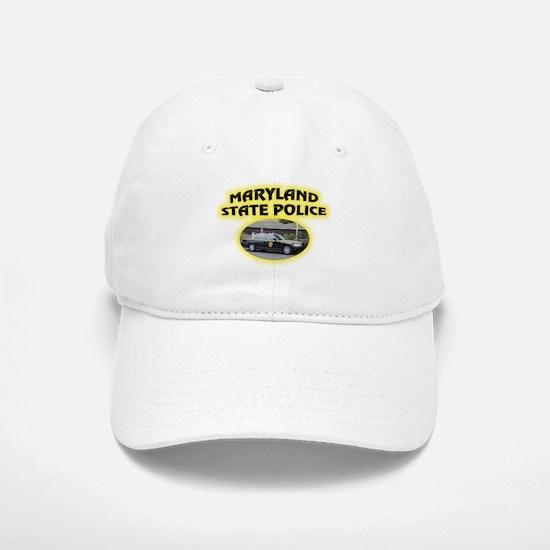 Maryland State Police Baseball Baseball Cap