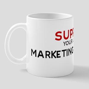 Support:  MARKETING MANAGER Mug