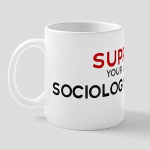 Support:  SOCIOLOGY STUDENT Mug