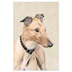 Greyhound Large Poster