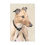 Greyhound Mini Poster Print