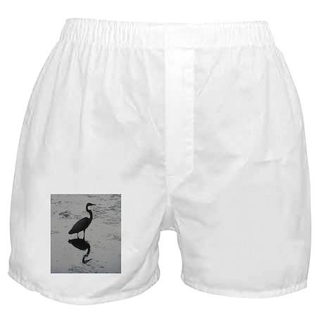 Heron Shadow Boxer Shorts