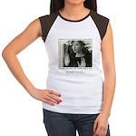 Maya Deren Women's Cap Sleeve T-Shirt