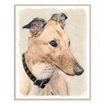 Greyhound Small Poster