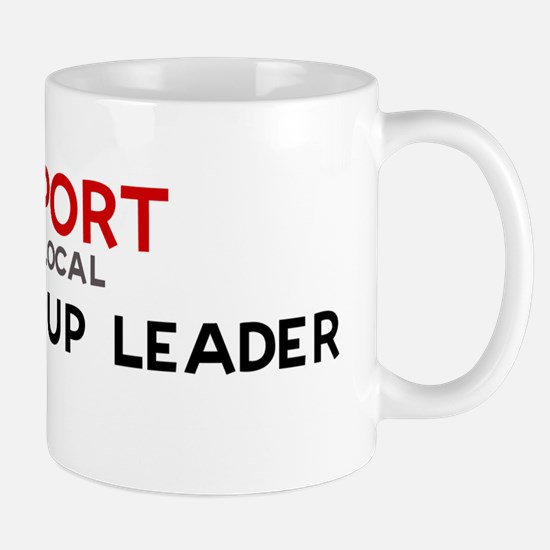 Support:  YOUTH GROUP LEADER Mug