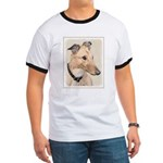 Greyhound Ringer T
