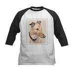 Greyhound Kids Baseball Jersey