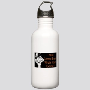 Chemo Brain Stainless Water Bottle 1.0L