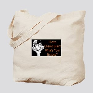 Chemo Brain Tote Bag