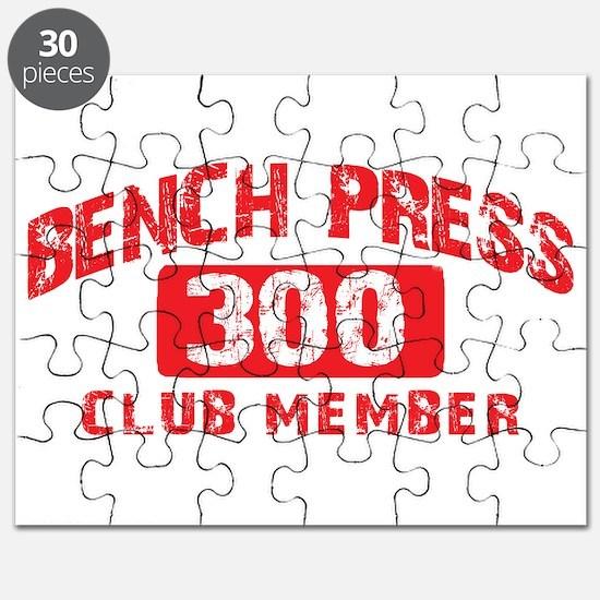 BENCH 300 CLUB Puzzle