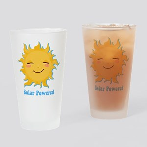 Solar Powered Drinking Glass