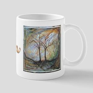 "bkArt ""autumn whirlwind"" Mug"