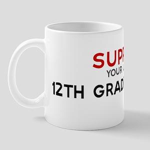 Support:  12TH GRADE TEACHER Mug