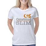 ColorblindSlimLogo Women's Classic T-Shirt