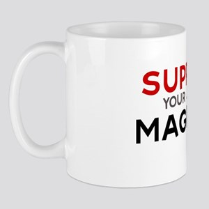 Support:  MAGICIAN Mug