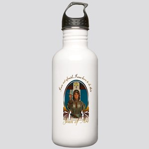 Joan of Arc Nouveau Stainless Water Bottle 1.0L