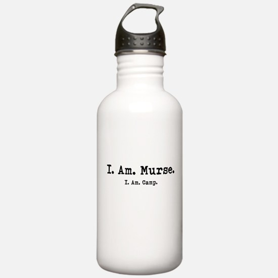 murse Water Bottle