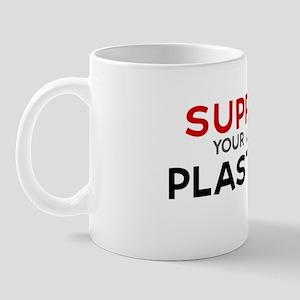 Support:  PLASTERER Mug