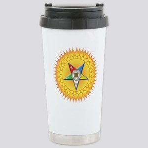 OES Star in the sun Stainless Steel Travel Mug