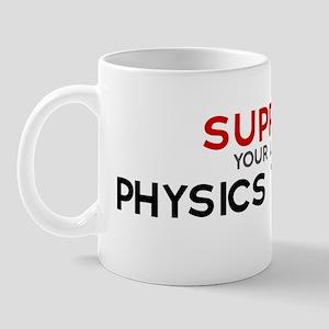 Support:  PHYSICS TEACHER Mug
