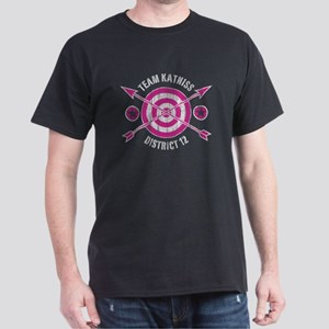 Team Katniss (target) Dark T-Shirt