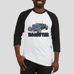 1932 Ford Roadster Blue Baseball Jersey