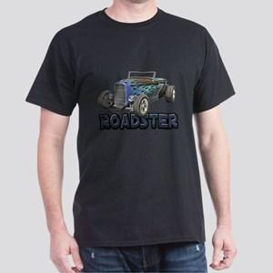 1932 Ford Roadster Blue Dark T-Shirt