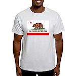 Cal Republican Ash Grey T-Shirt