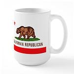 Cal Republican Large Mug