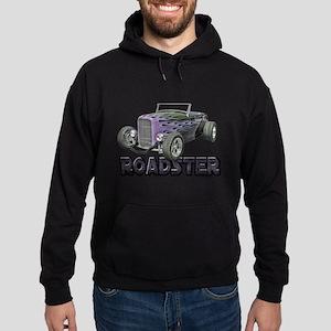 1932 Ford Roadster Grape Hoodie (dark)
