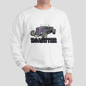 1932 Ford Roadster Grape Sweatshirt
