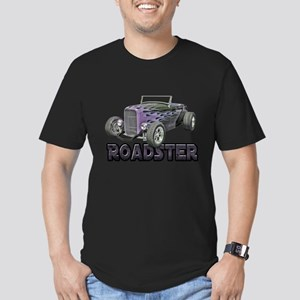 1932 Ford Roadster Grape Men's Fitted T-Shirt (dar
