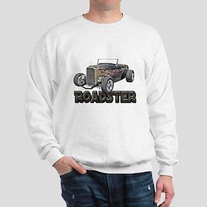 1932 Ford Roadster Flamed Sweatshirt