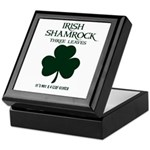 Irish Pride Keepsake Box