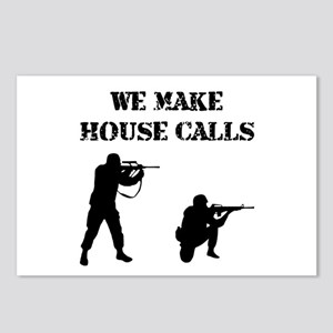House Calls Postcards (Package of 8)