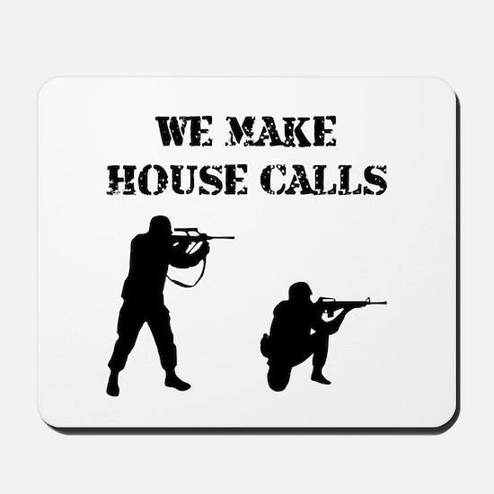 House Calls Mousepad