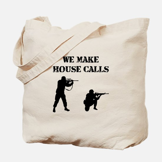 House Calls Tote Bag