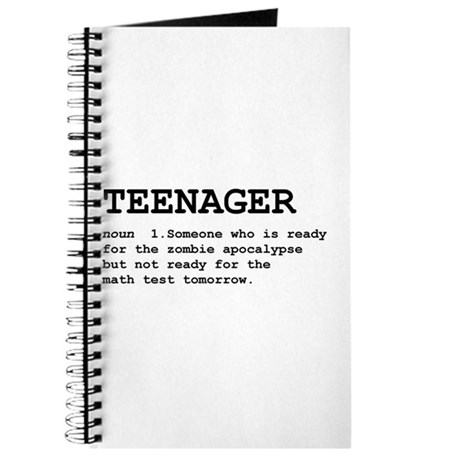 Teenager Journal